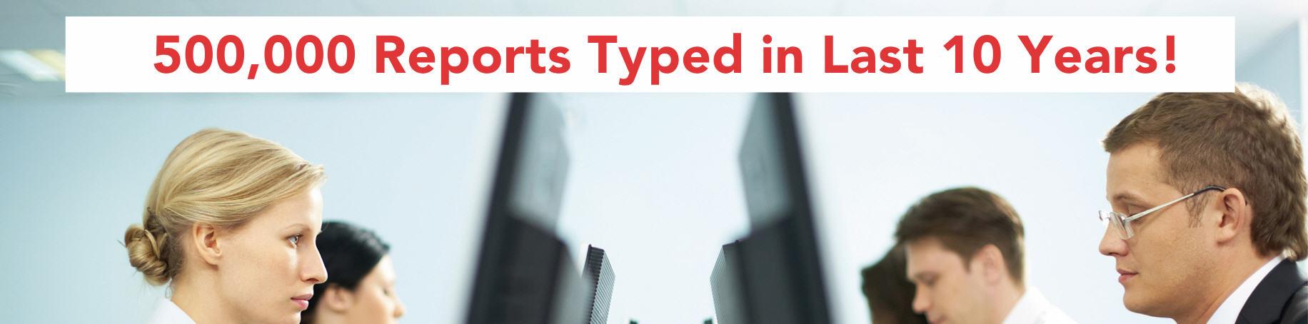 Appraisal Data Entry Typist