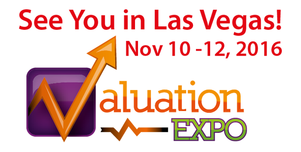 Appraisal valuation expo Las Vegas